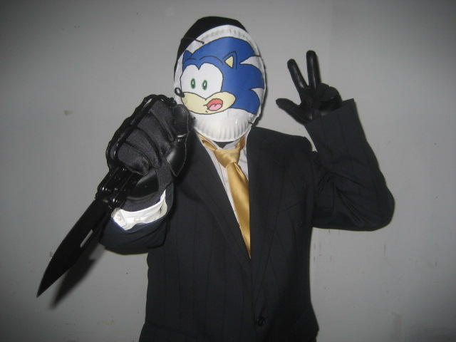 Not sure if the ladies will dig a Sonic Spy...