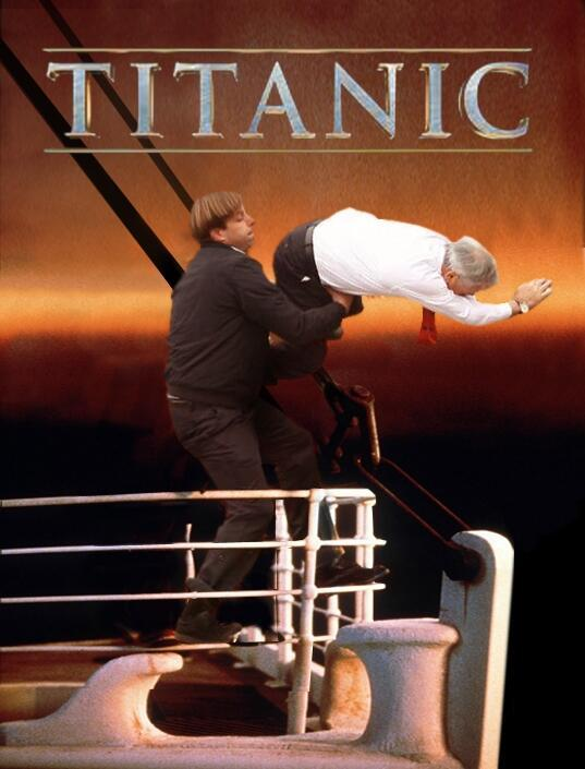 TITANIC starred by Action Piñi