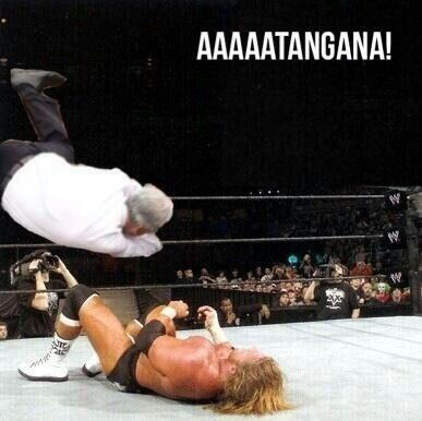 Action Piñi WWE II