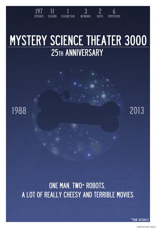 MST3K 25th Anniversary