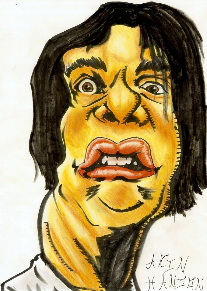 Arin Hanson Caricature