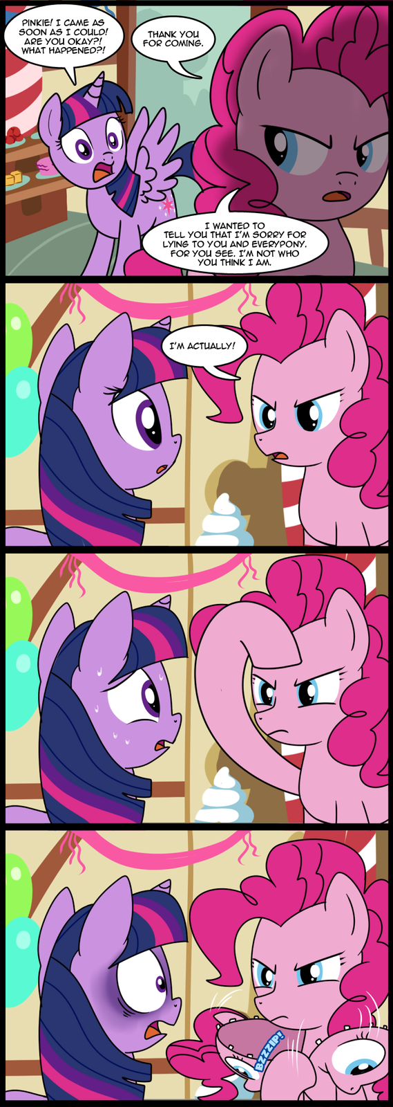 Pinkie's Ultimate Secret