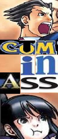 Cum in ass