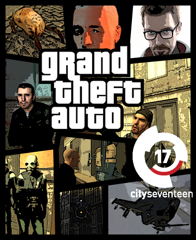Grand Theft Auto: City 17