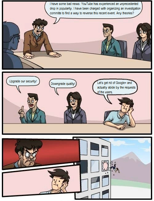 Meanwhile at the Googleplex