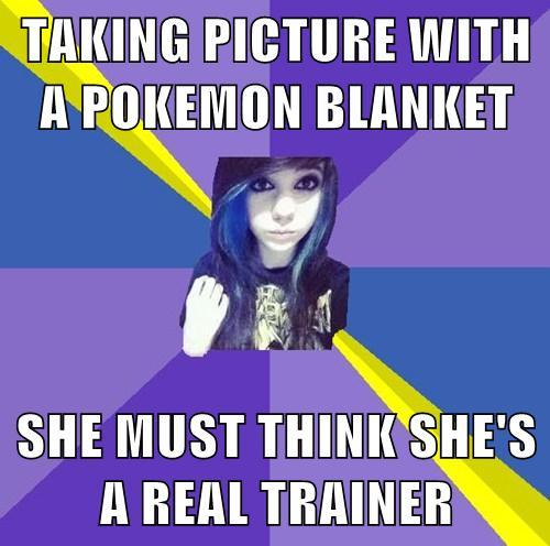 FAKE GAMER GIRL - PARISPANIIC - POKEMON