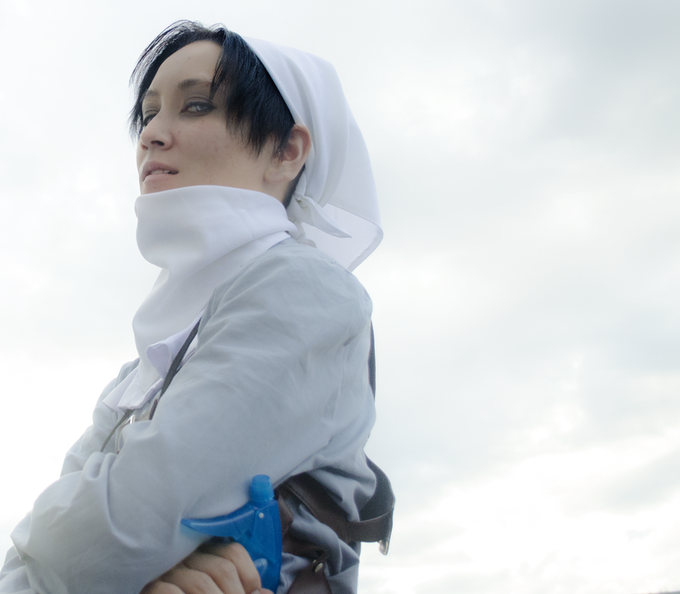 SnK Cosplay: Cleaning Levi