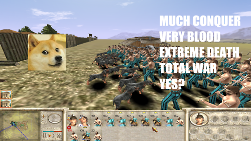Doge total war