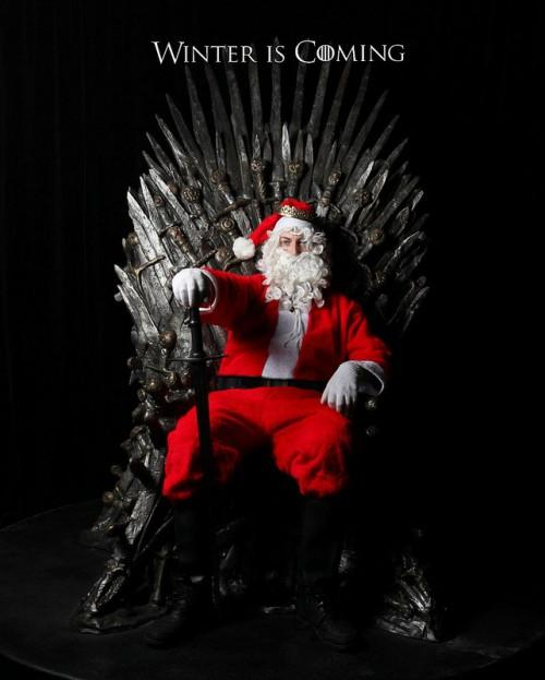 Game of Claus