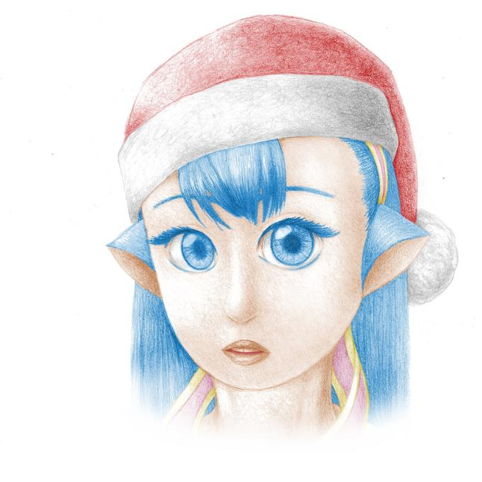 Merry Christmas From Maribelle