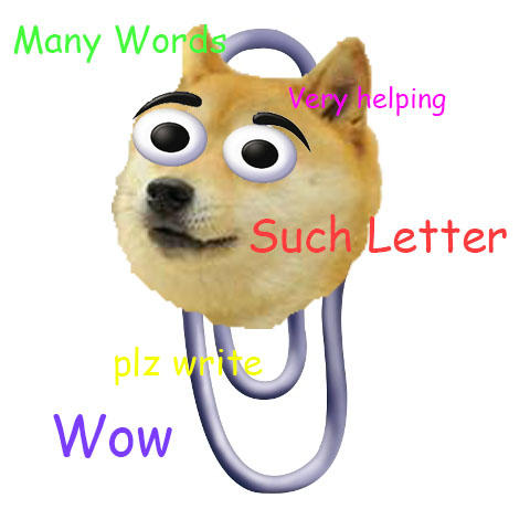 Clippy doge