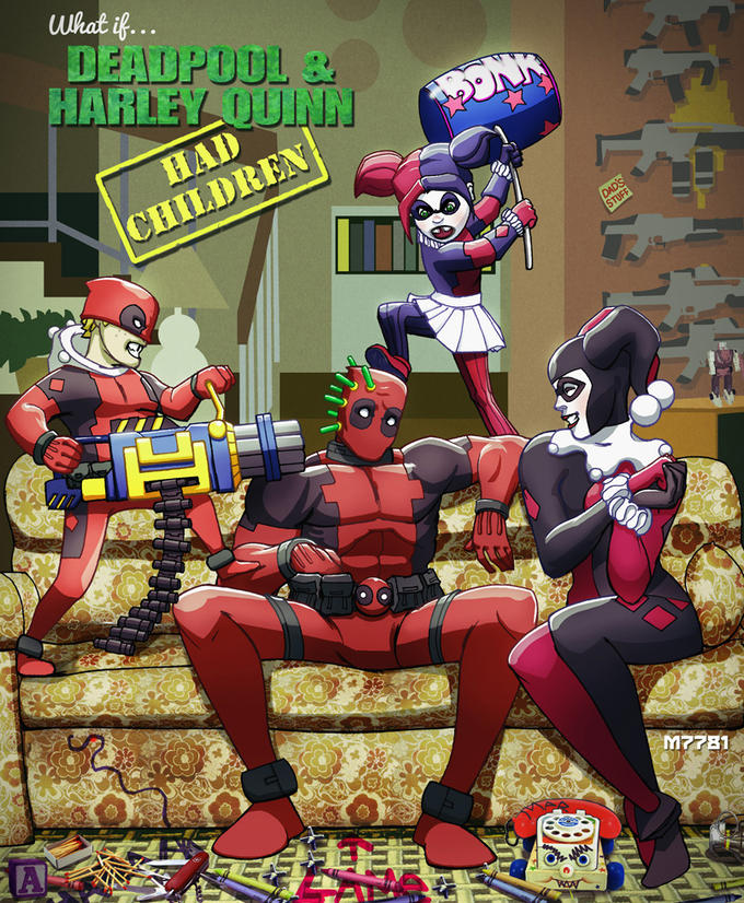 Married with Deadpool