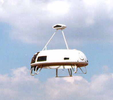 SCP-1115 - Ancient Aerial Drones