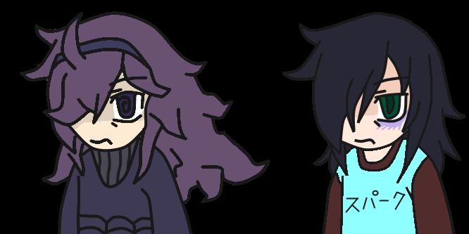 Hex and Tomoko