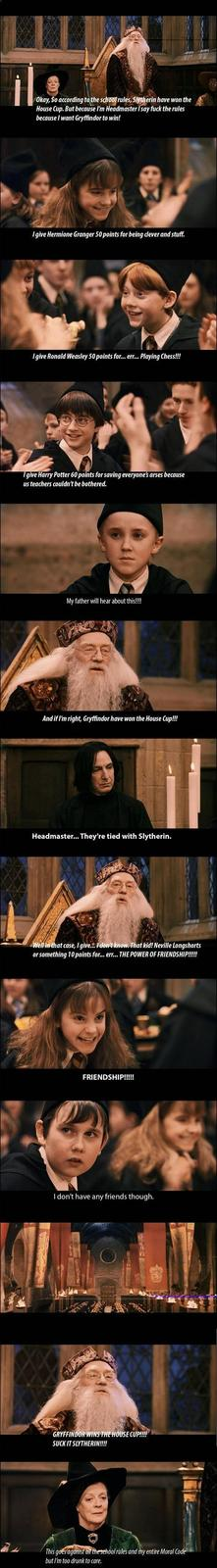 Screw Slytherin