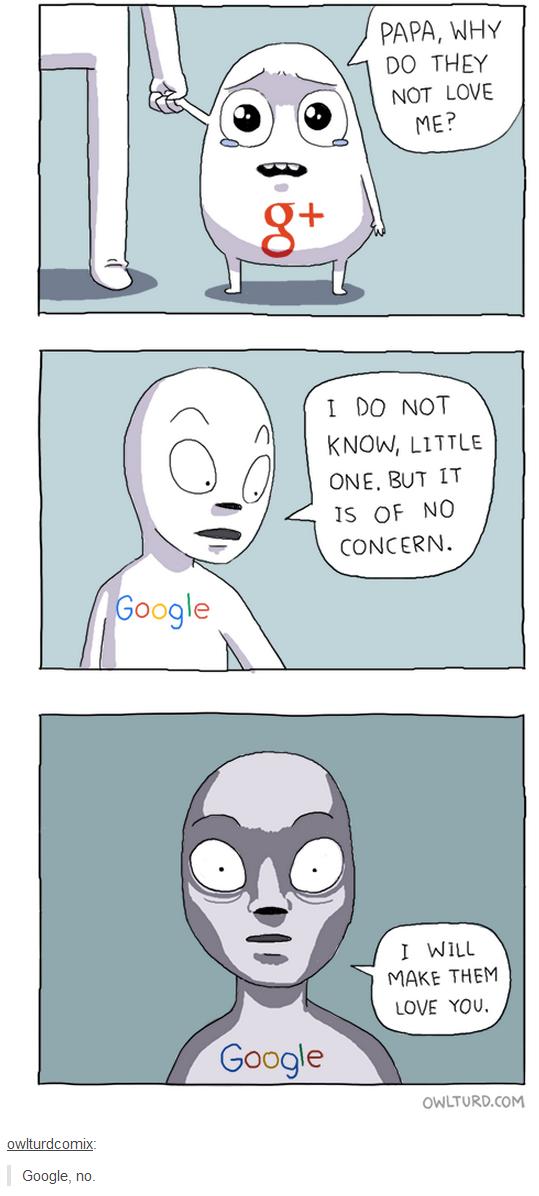 Google, No