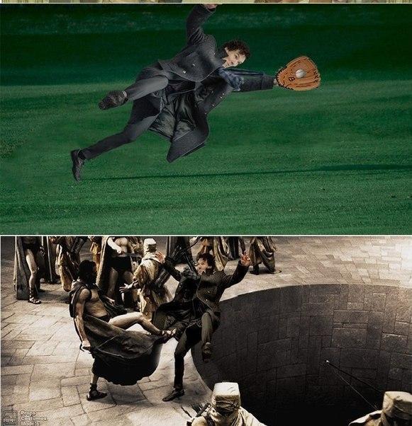 Sherlock in 300