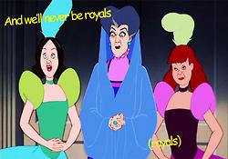 Royals Cinderella