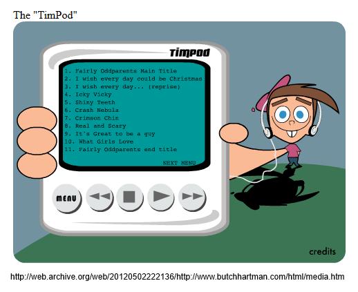 The TimPod!
