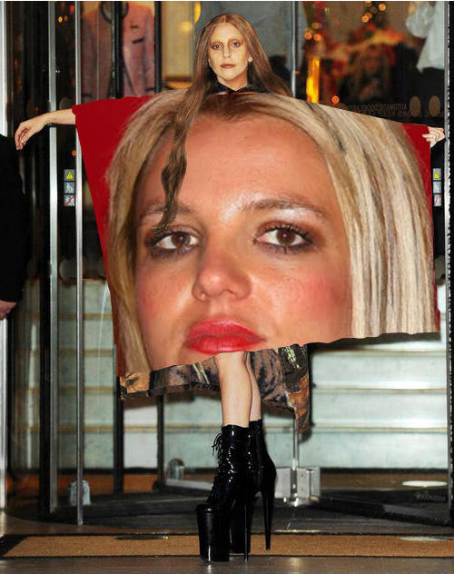 Lady Gaga Neyde Outfit