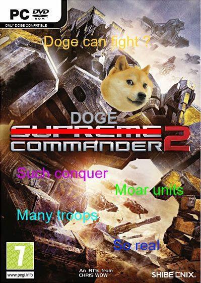 Doge Commander 2