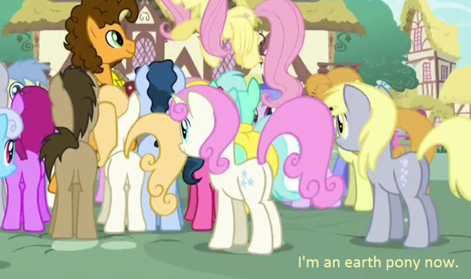 Earth Derpy Animation Error