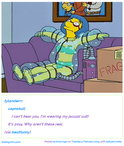 Jacuzzi Suit