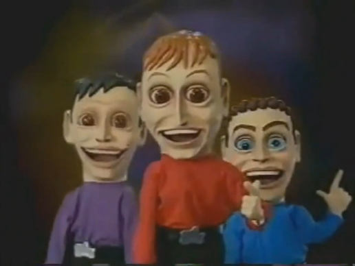 The Wiggles sure had some creepy-ass puppets...