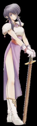 Lakche, daughter of Aira