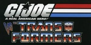 G.I. Joe: Real American Hero vs The Transformers