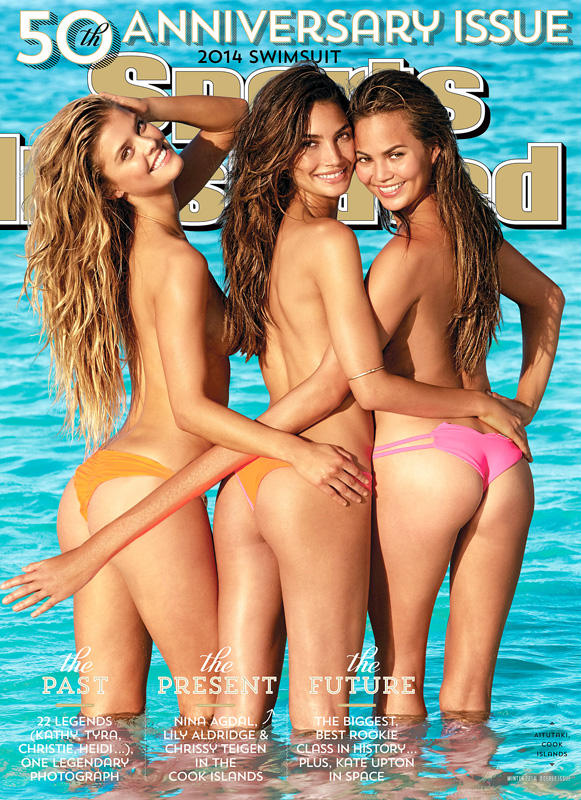 Sports Illustrated Swimsuit Cover 2014