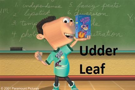Udder Leaf