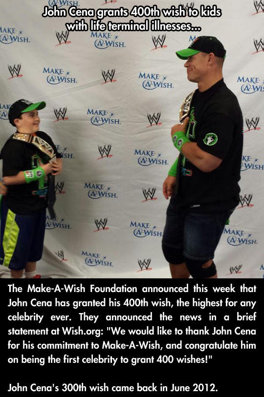 John Cena is the Man