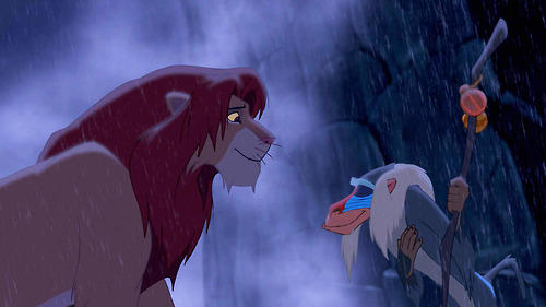 The Lion King Rafiki