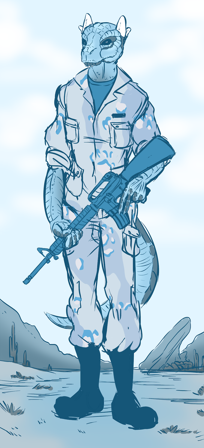 An Argonian Operator
