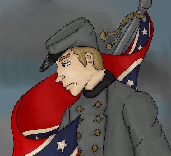 Civil War Portrait