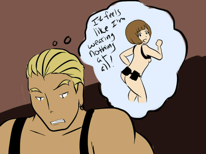 Stupid Sexy Mako