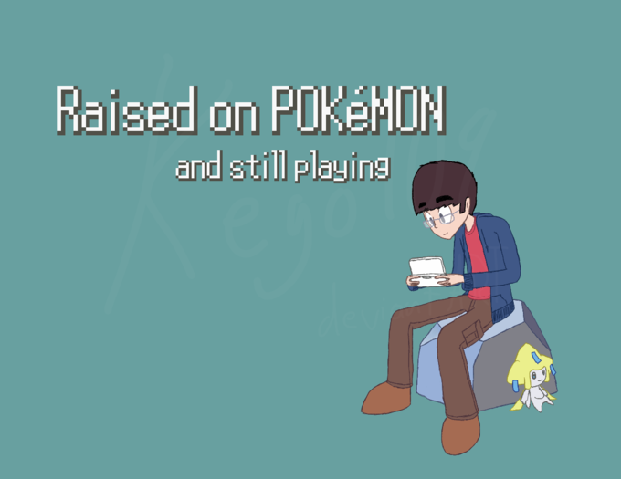 Pokemon Six Word Memoir