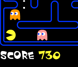 This was the bane of any Pac-man players existence back in the day