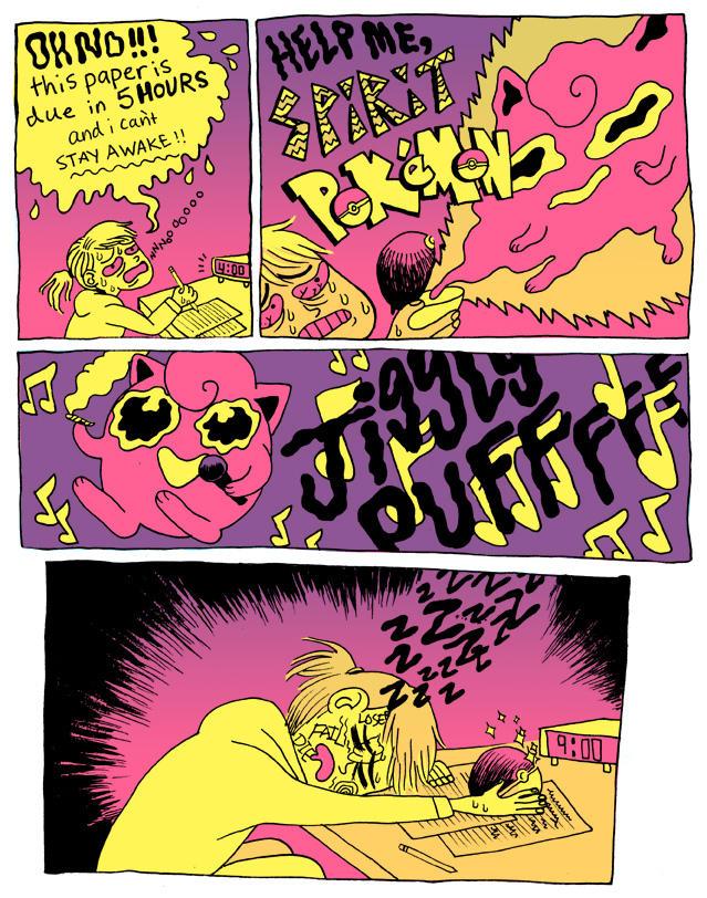 Jiggly Puff Spirit