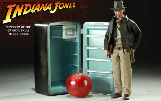 Nuke the Fridge Action Figure