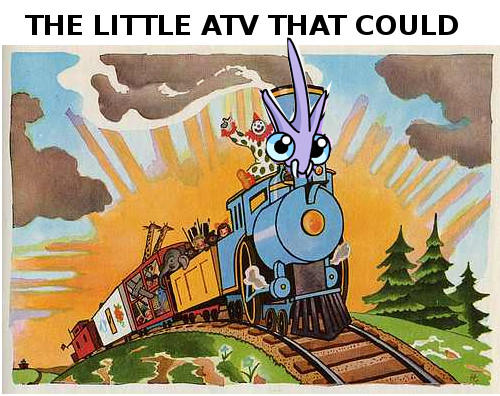 0c4 the little atv that could twitch plays pokemon know your meme