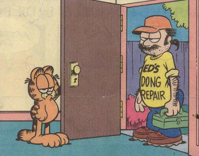 Ed's Dong Repair (Yes, this is real)