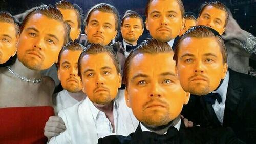 Leo's Selfie