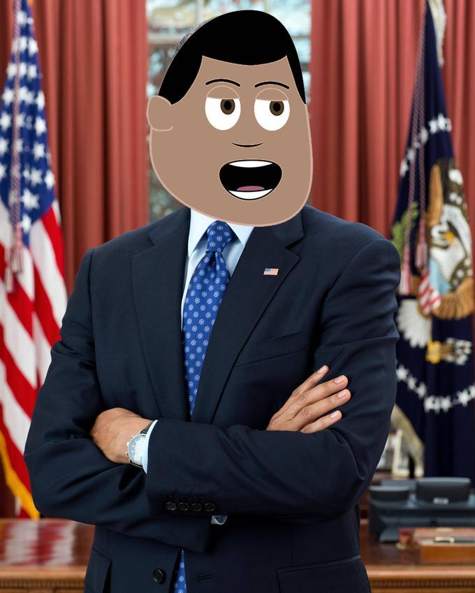 Barack Obaymay