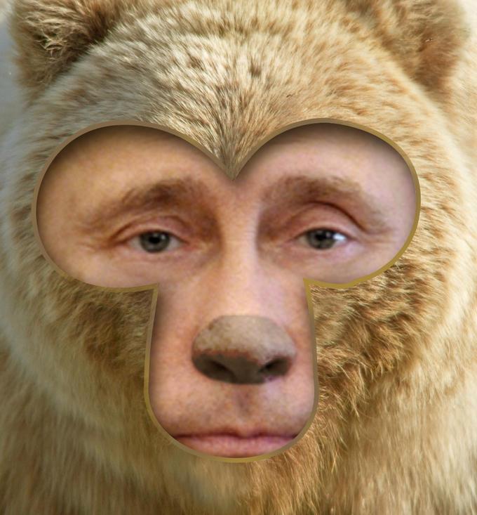 East Beast Teddy Bear