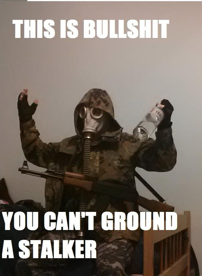 Grounded?