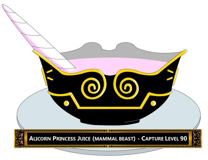 Alicorn Princess Juice