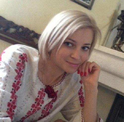 Natalia Poklonskaya Without the Press