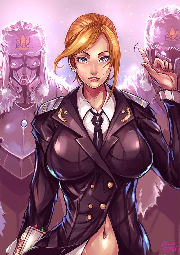 Sexy Chief Prosecutor